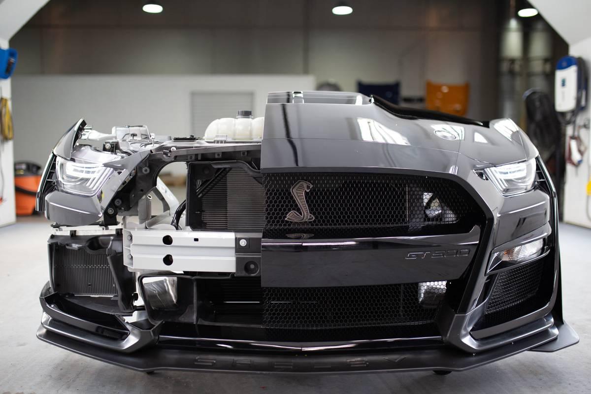 Ford Vs. Ferrari 2? 760-HP 2020 Mustang Shelby GT500 Boasts Italian Supercar Sprint