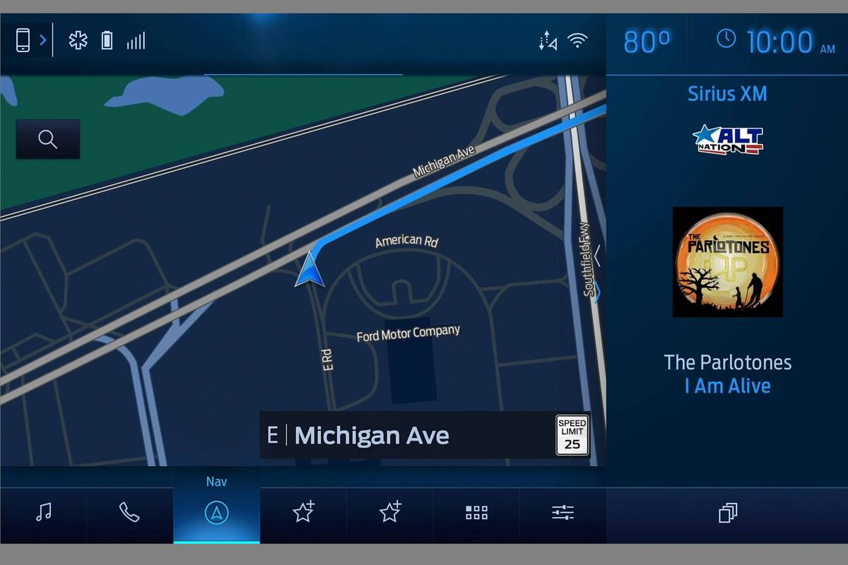 6 Things You Should Know About Ford S Next Generation Sync 4 News Cars Com