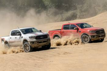 2021 Ford Ranger Video: Tremor Package Shakes Up Off-Road Offerings
