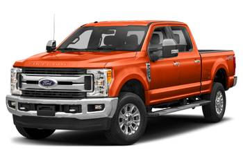2019 Ford Super Duty: Recall Alert