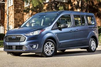 Ford Recalls 192,000 Transit Connect Vans for Transmission Issue