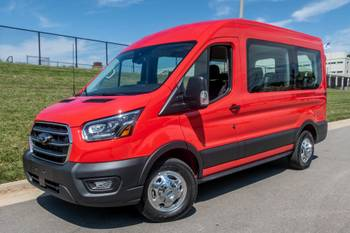 5 Ways a 2020 Ford Transit Is Better Than an SUV (and 3 Ways It's Not)