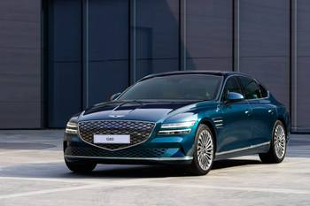 Genesis Electrified G80 Debuts in Shanghai