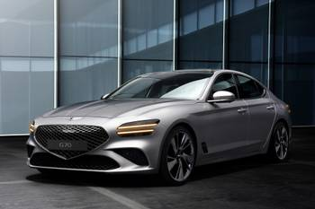 Next Genesis G70 Gets Updates, Inside and Out