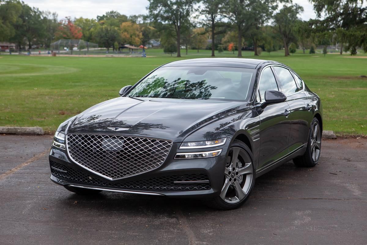 Genesis Cars Models Prices Ratings Cars Com