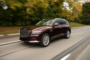 2021 Genesis GV80 Review: Korea Crafts a Global Contender