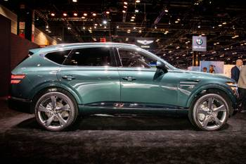 10 Biggest News Stories of the Month: Genesis GV80, Chevy Silverado Lose to Electrics