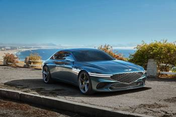 Genesis X Concept: 4 Things to Know About the Stunning EV
