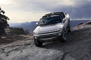 3 Things to Know About the 2022 GMC Hummer EV Pickup Truck