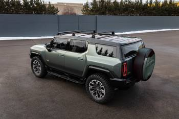 2024 GMC Hummer EV SUV Revealed, Goes on Sale in 2023