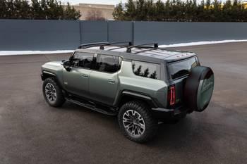 2024 GMC Hummer EV SUV Revealed, Goes on Sale in 2023