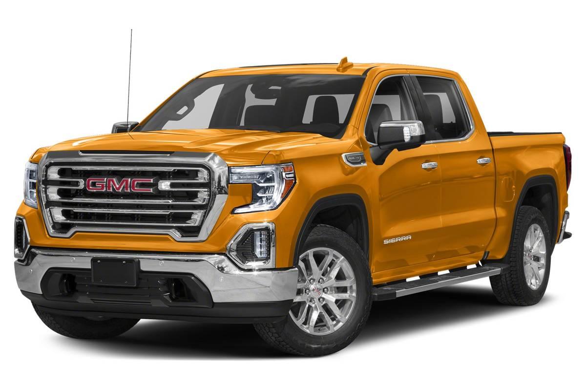 2019-2020 Chevrolet Silverado 1500, GMC Sierra 1500: Recall Alert