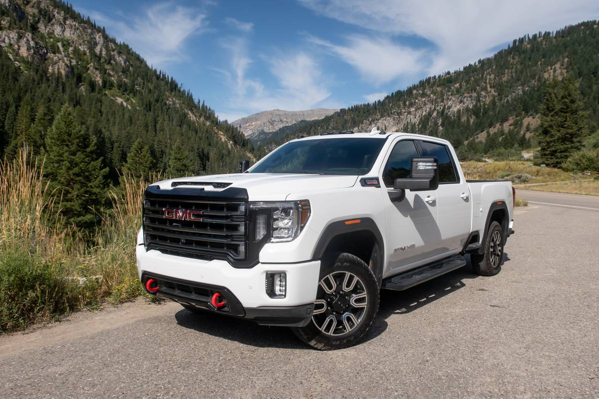 2020 GMC Sierra 1500 Diesel Specs and Review