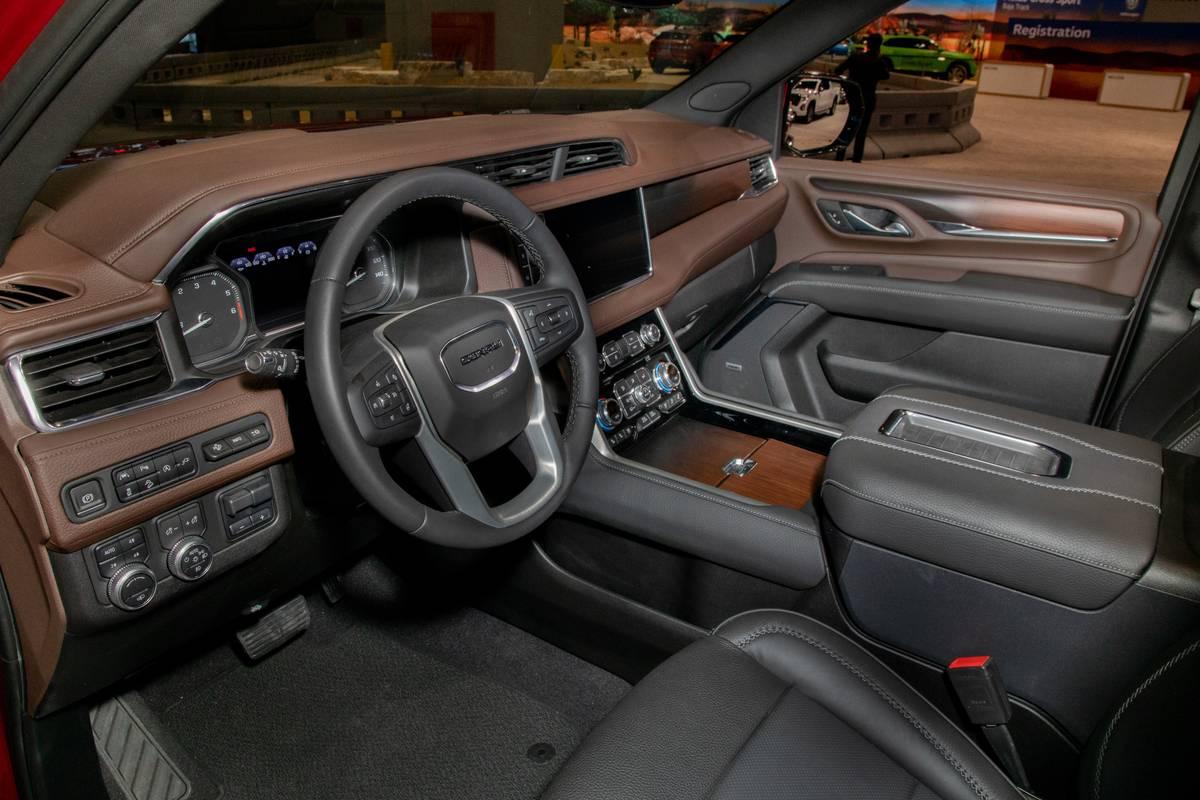 2021 Gmc Yukon A Denali As Nice As It Should Be News Cars Com