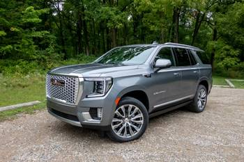2021 GMC Yukon Denali Review: Finally, the Denali Is Different
