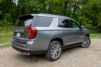 Denali Dilemma: Is the 2021 GMC Yukon's Highfalutin Trim Finally Worth It?