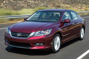 Steering Issue Prompts Investigation of 1.1 Million 2013-15 Honda Accords