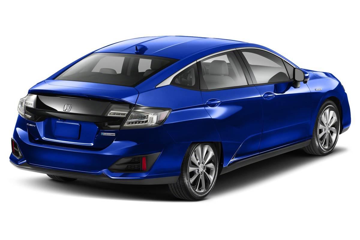 2019 Honda Clarity Plug In Hybrid Specs Price Mpg Reviews Cars Com
