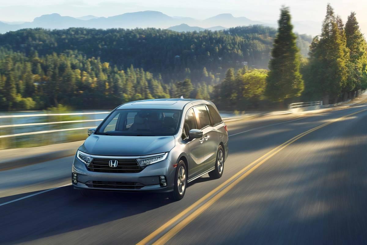 Überblick Honda Sensing 2021