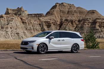 2021 Honda Odyssey Review: Don't Fear the Road Trip
