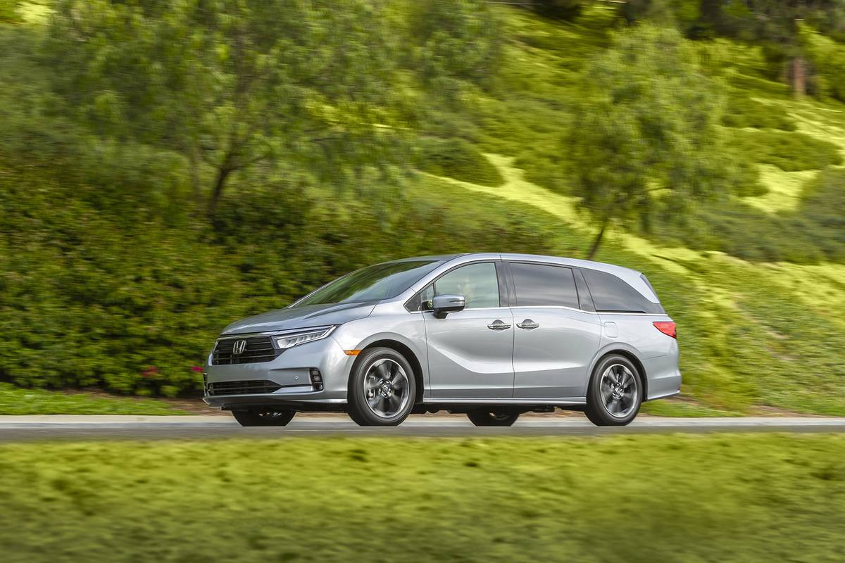 Honda Goes Big on Odyssey Safety Features for 2021, Small on Price Increase