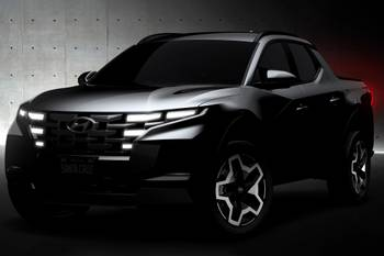2022 Hyundai Santa Cruz Pickup (Finally) Heading for April 15 Reveal