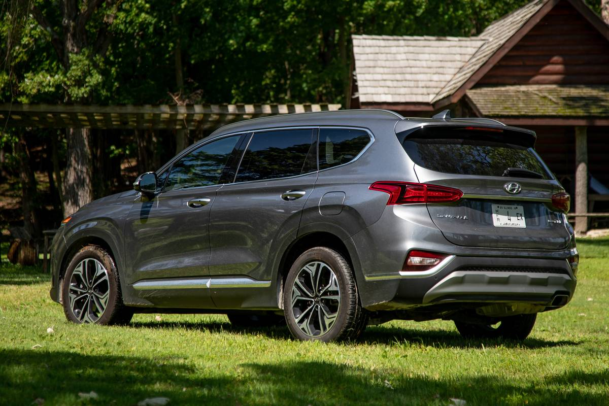 2019 Hyundai Santa Fe Everything You Need To Know News Cars Com