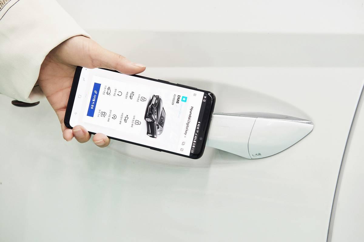 2020 Hyundai Sonata app