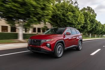 2022 Hyundai Tucson Gets Bigger, Greener