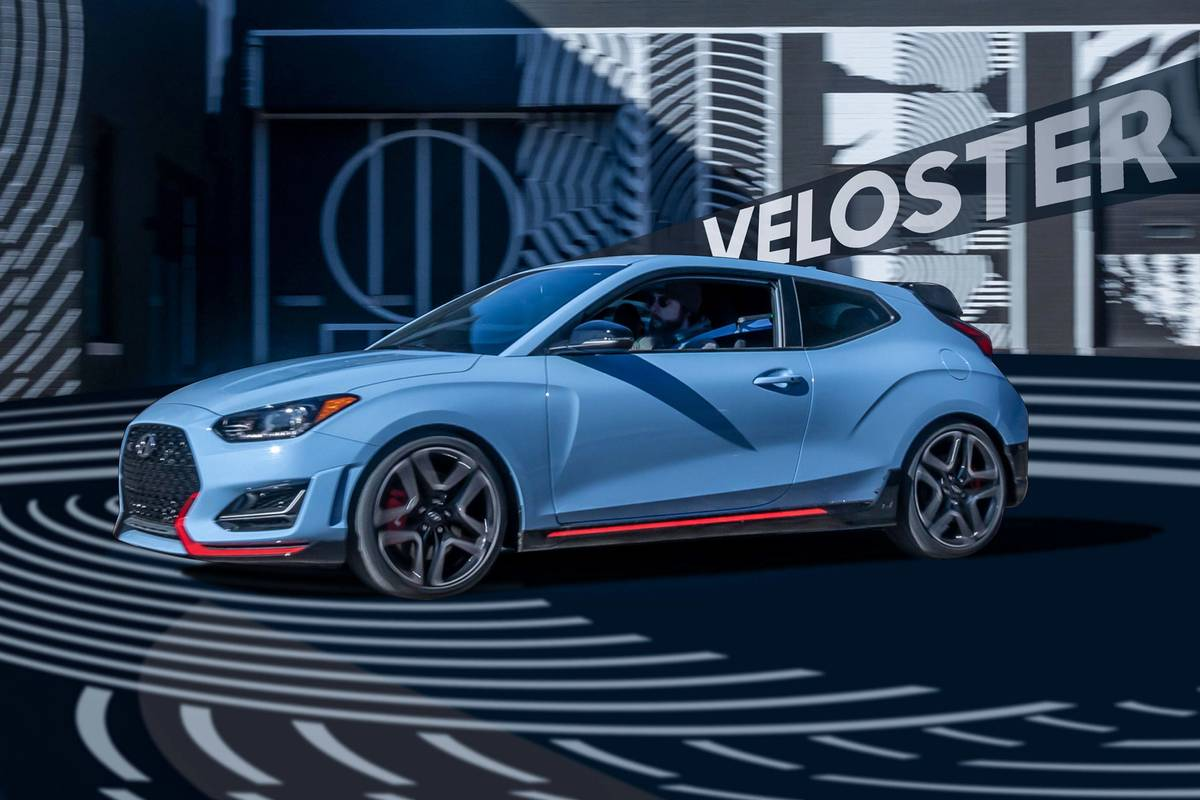 I Bought a 2021 Hyundai Veloster N