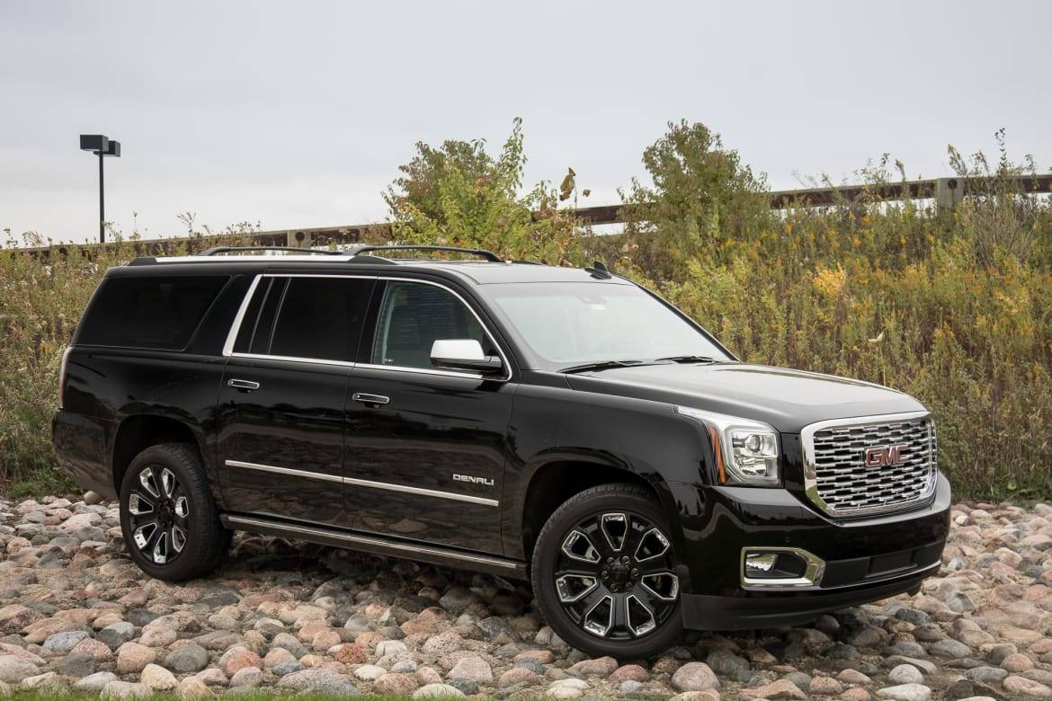 2019 Gmc Yukon Xl 8 Things We Like And 5 Not So Much News Cars Com