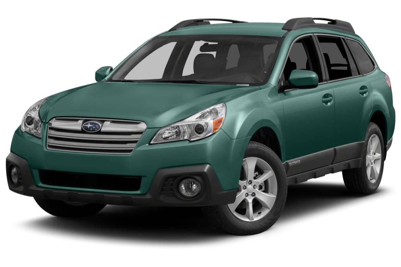 2010-2014 Subaru Legacy, Outback: Recall Alert