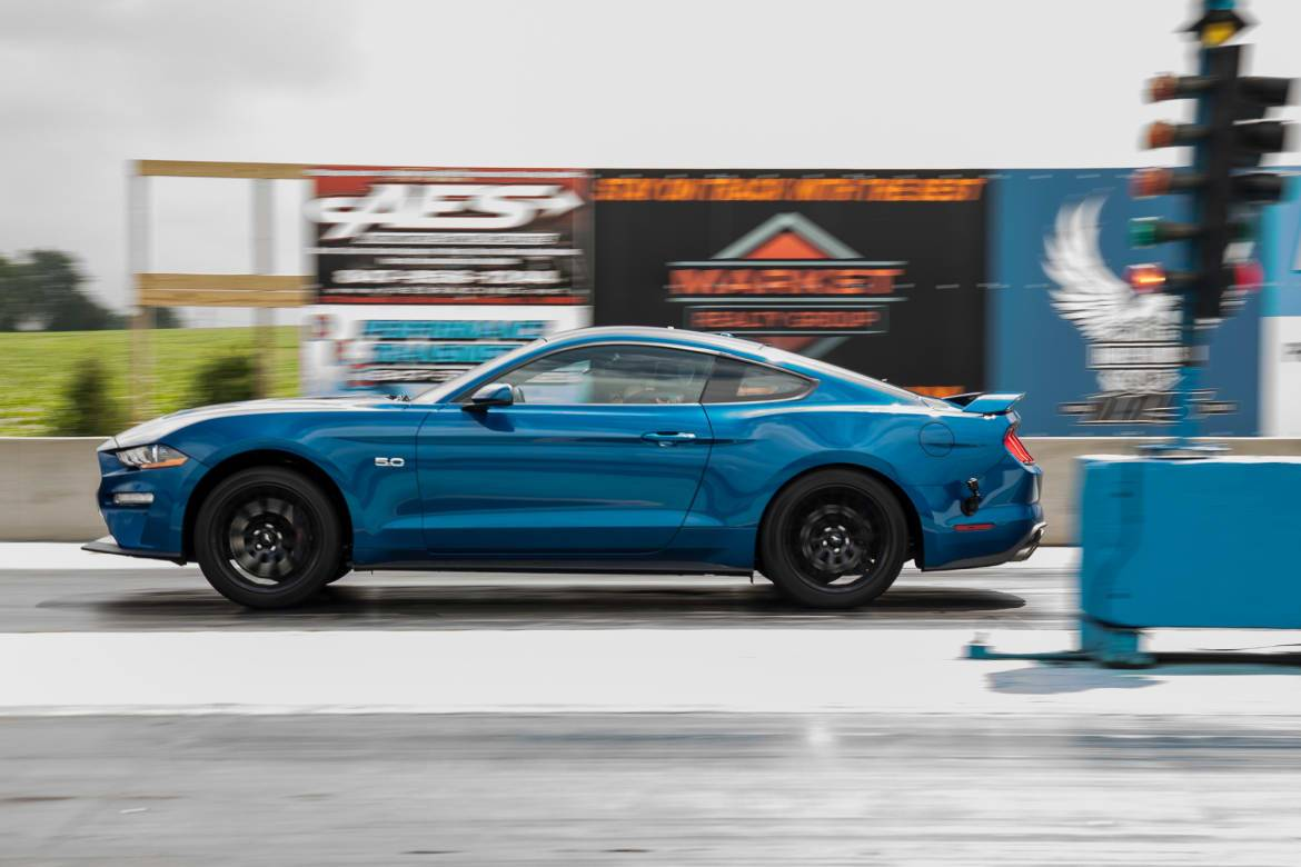 Top 5 Reviews and Videos of the Week: Challenger, Mustang Duke It Out on the Drag Strip