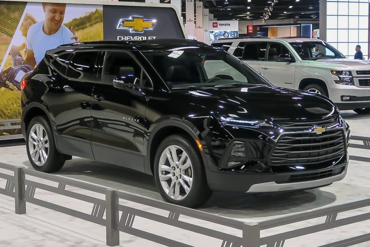 2019 Chevrolet Blazer Reignited And It Feels So Good News Cars Com