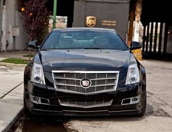 Our view: 2011 Cadillac CTS