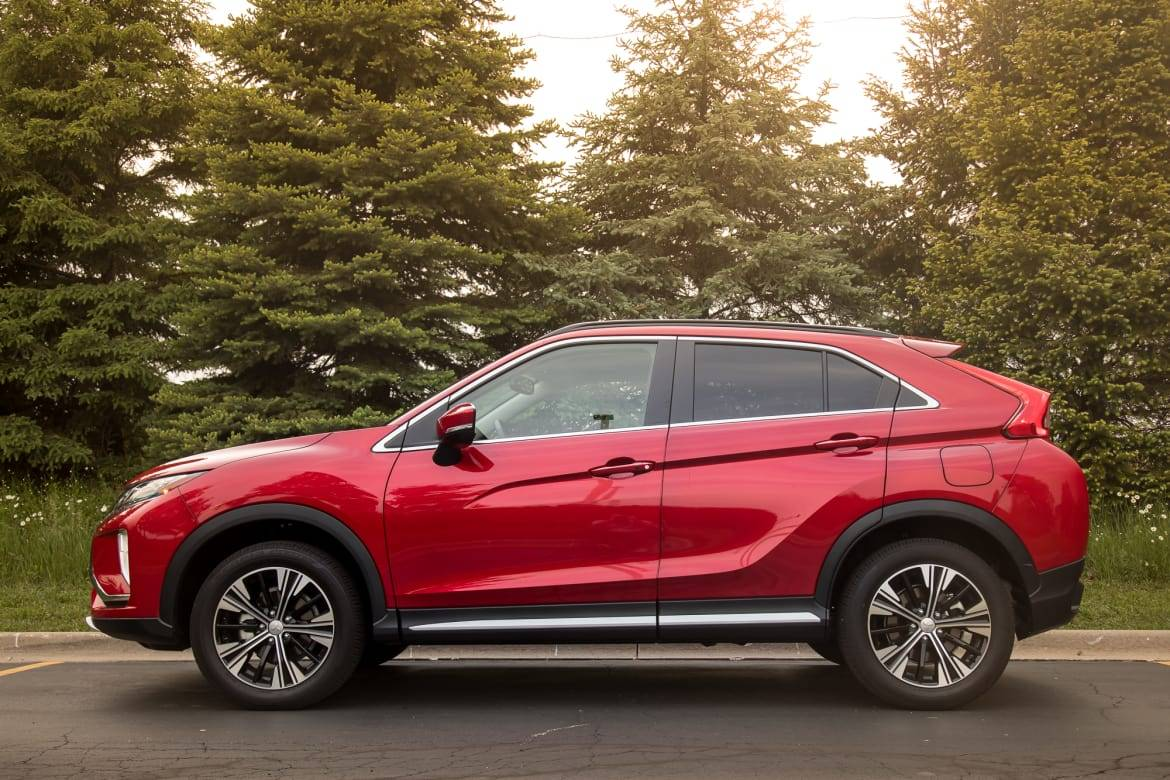 2018 Mitsubishi Eclipse Cross Review: Lacking Both Sport and Utility