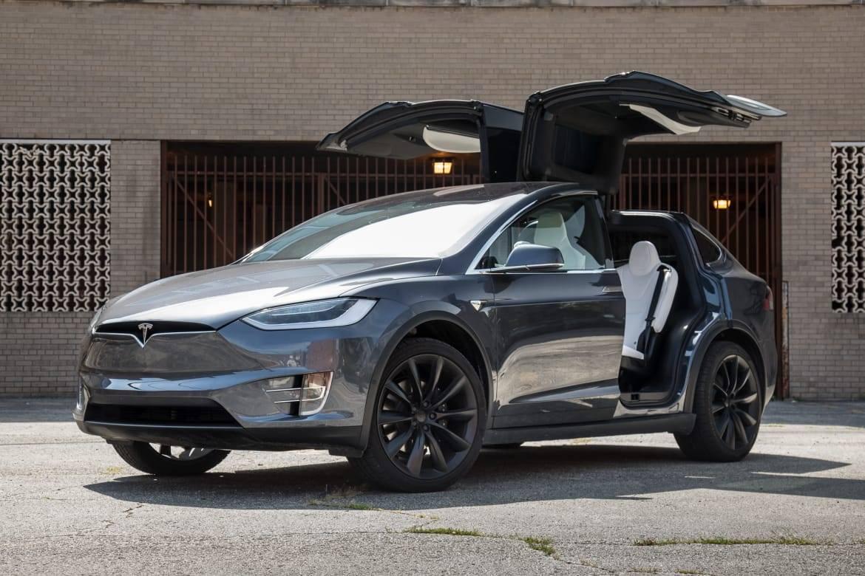How Do Car Seats Fit In A 2019 Tesla Model X News Cars Com
