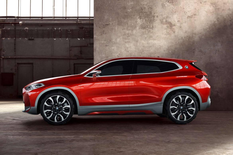 BMW Concept X2 Preview