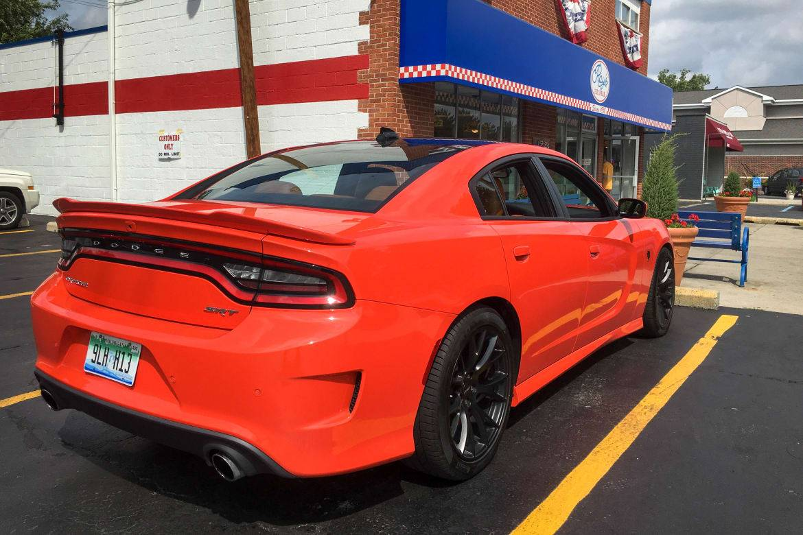 2016 Dodge Charger Srt Hellcat Real World Fuel Economy News Cars Com