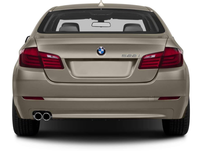 2013-2014 BMW 5 Series: Recall Alert