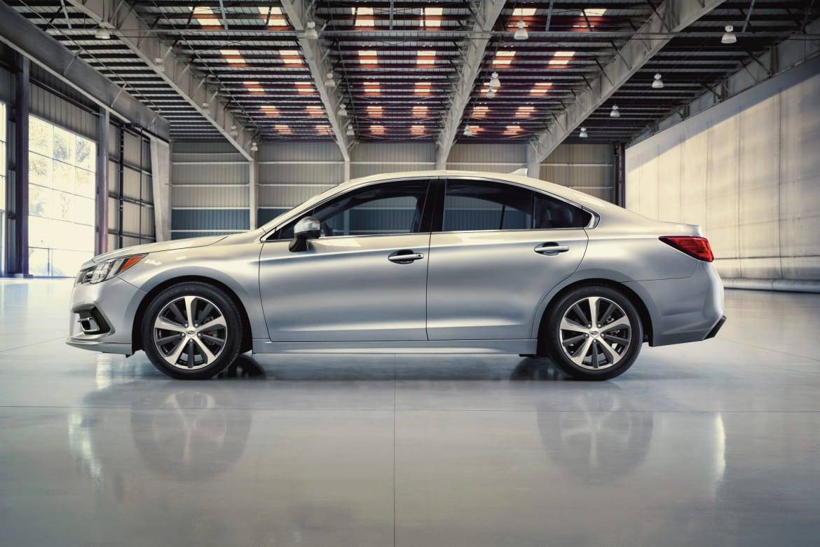 2019 Subaru Legacy Uptick a Small Price to Pay for Big Safety Boost