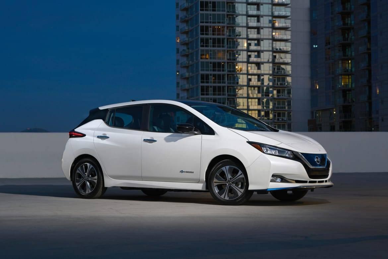 Heads Up, Chevy Bolt and Tesla Model 3! 2019 Nissan Leaf ...