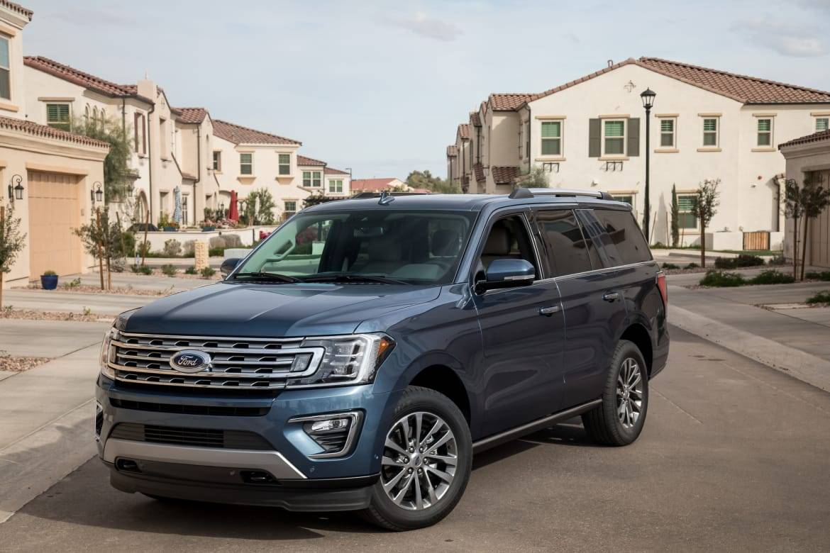 What S The Best Full Size Suv For 2018 News Cars Com