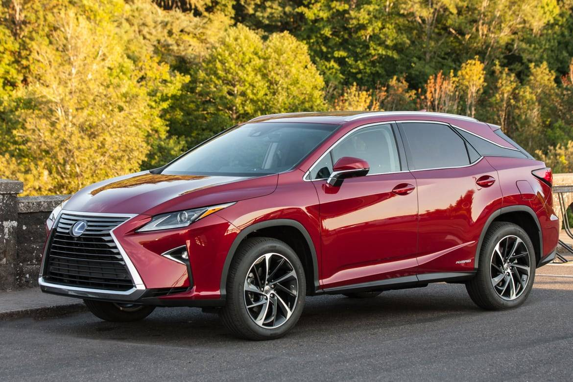 Lexus Slashes Price Of 2018 Rx 450h Hybrid News Cars Com