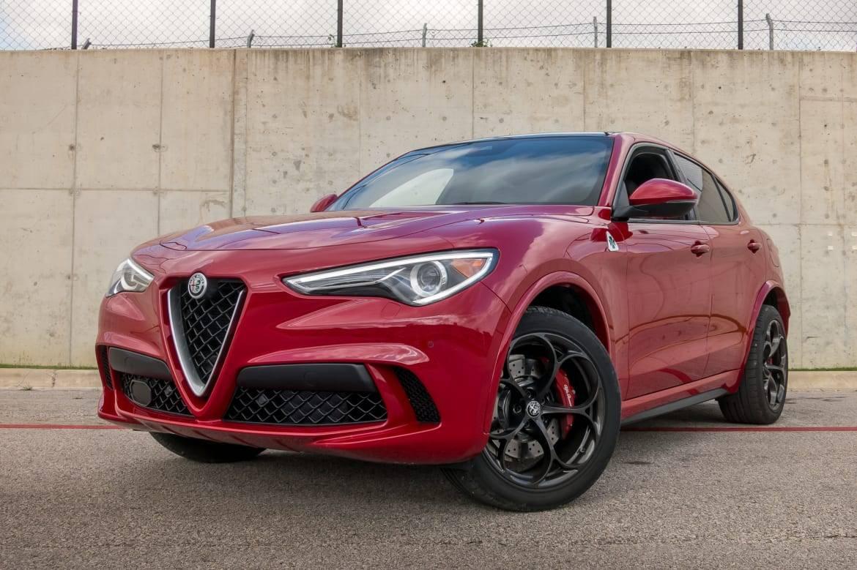 First Drive 2018 Alfa Romeo Stelvio Quadrifoglio Is The Suv For Racetracks News Cars Com