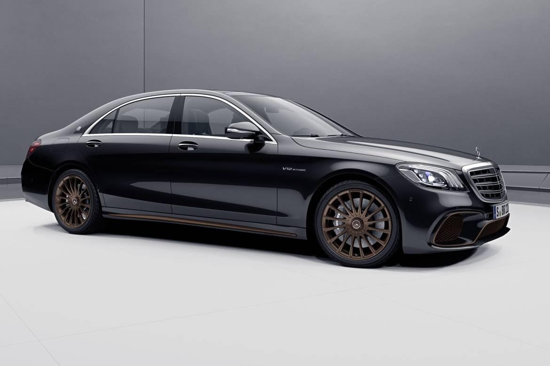 12 for the Road: Mercedes Bids Adieu to V-12 S65 Super Sedan