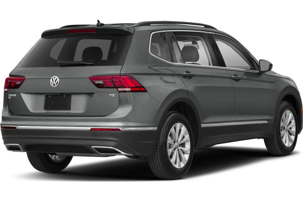 2018 Volkswagen Tiguan: Recall Alert