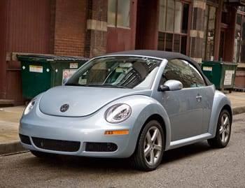 Our view: 2010 Volkswagen New Beetle