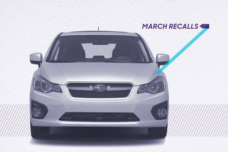 Recall Recap: The 5 Biggest Recalls in March 2019
