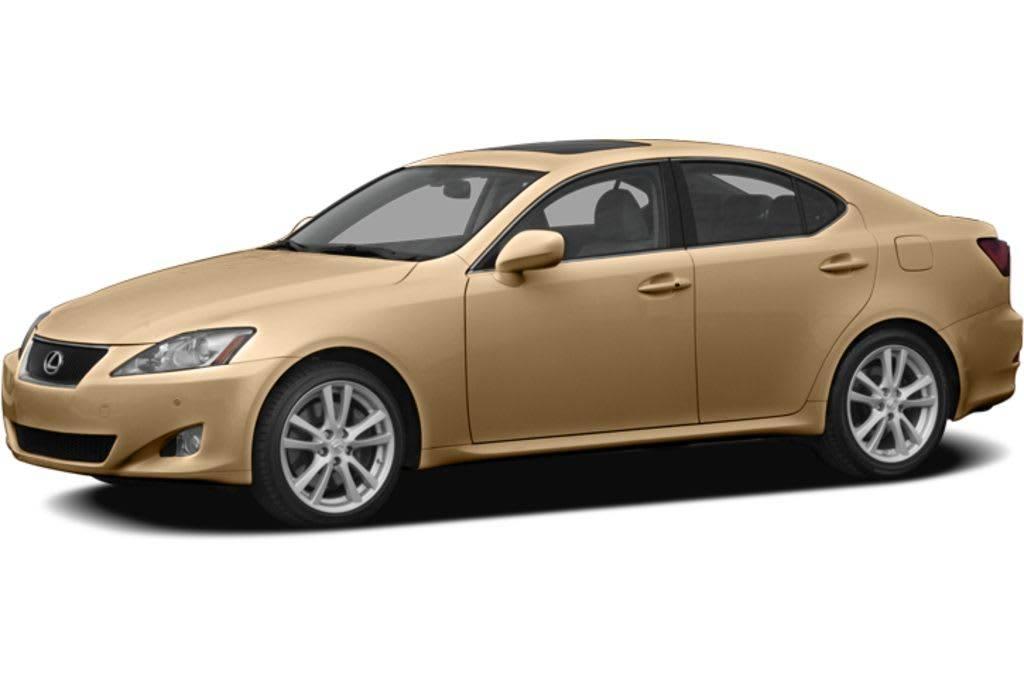 2006-2014 Lexus IS, GS: Recall Alert